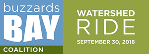 Buzzards Bay Watershed Ride logo