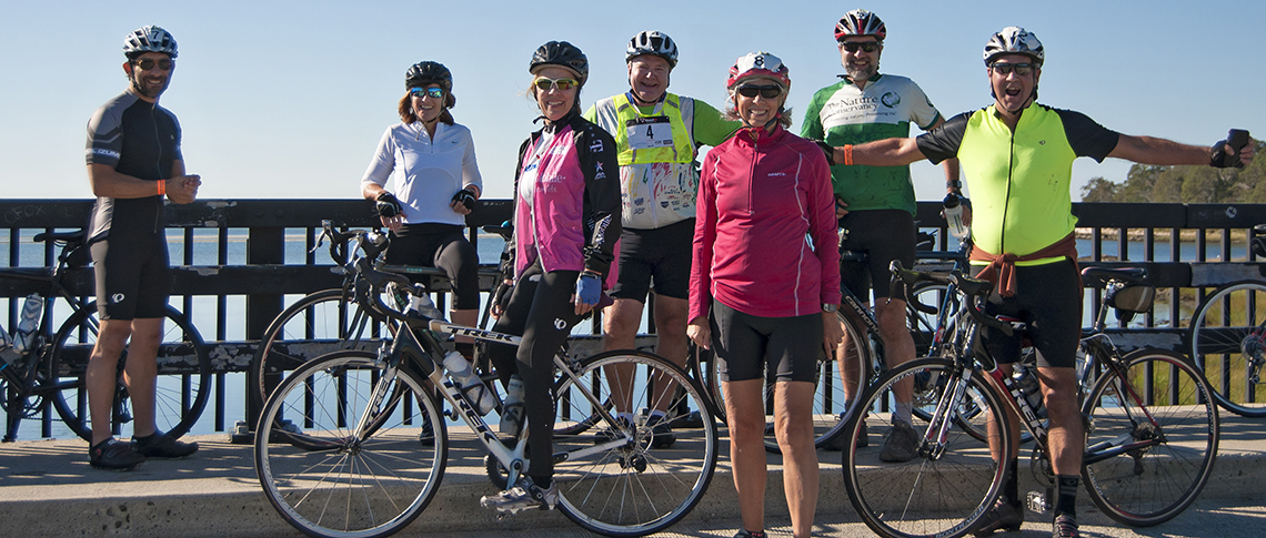 Buzzards Bay Watershed Ride